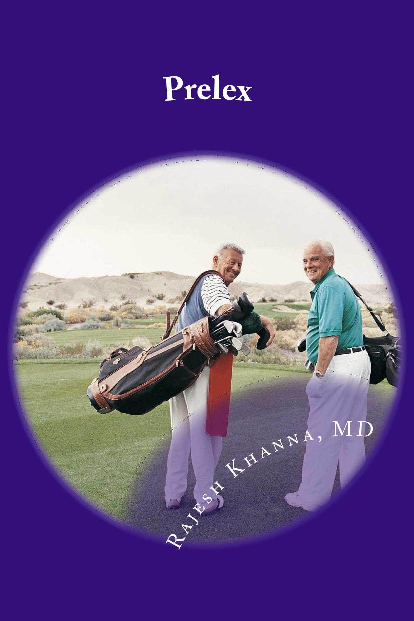 Book on prelex eye procedure